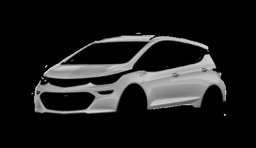 Цвета кузова Bolt EV